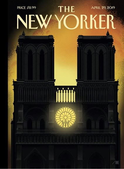 The New Yorker Cover - 4/29/2019