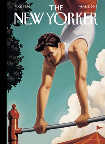 The New Yorker Cover - 4/8/2019
