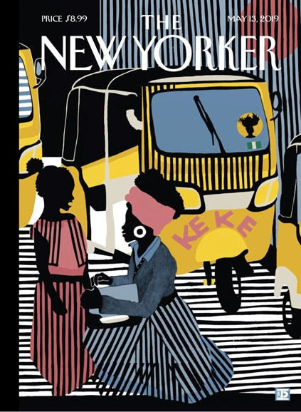 The New Yorker Cover - 5/13/2019