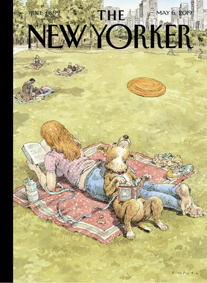 The New Yorker Cover - 5/6/2019