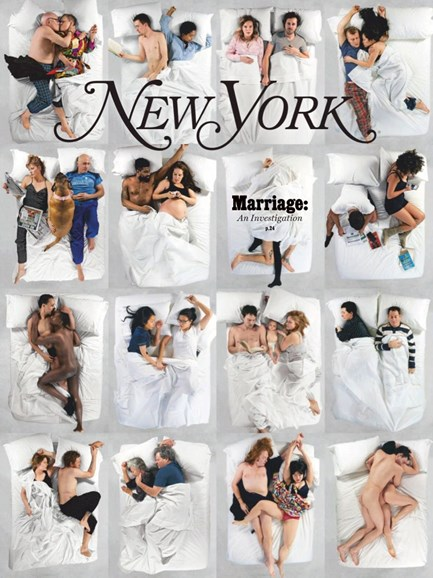 New York Magazine Cover - 4/1/2019