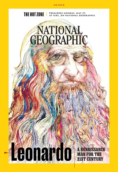 National Geographic Cover - 5/1/2019