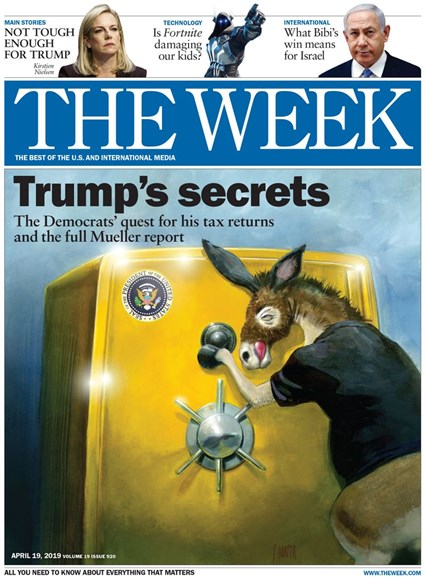 The Week Cover - 4/19/2019