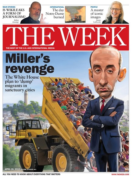 The Week Cover - 4/26/2019