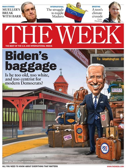 The Week Cover - 5/10/2019