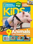 National Geographic Kids Magazine 5/1/2019