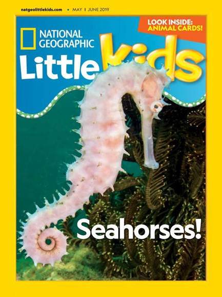 National Geographic Little Kids Cover - 5/1/2019