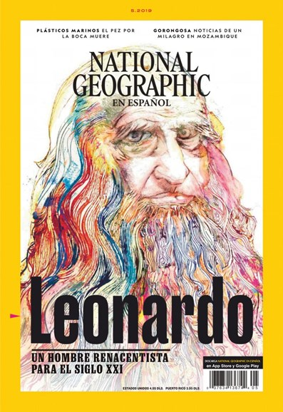 National Geographic En Español Cover - 5/1/2019