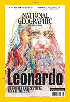 National Geographic En Español | 5/2019 Cover
