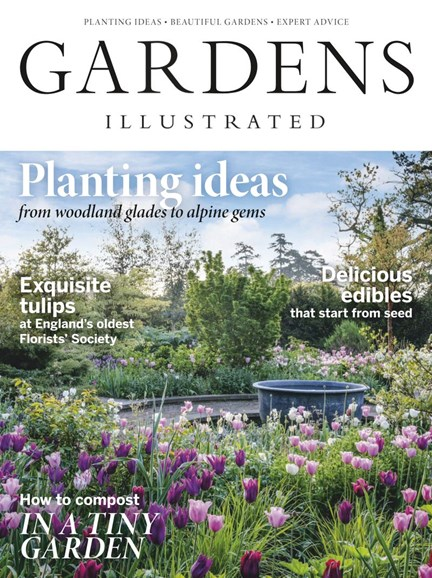 Gardens Illustrated Cover - 4/1/2019