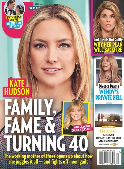 Us Weekly Cover - 4/29/2019