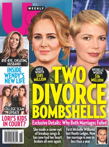 Us Weekly Cover - 5/6/2019