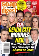 Soap Opera Digest Magazine 4/29/2019