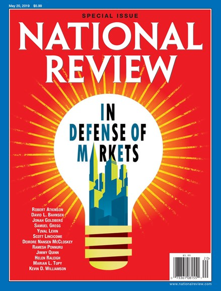 National Review Cover - 5/20/2019