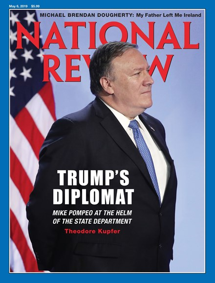 National Review Cover - 5/6/2019