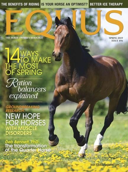 Equus Cover - 3/1/2019