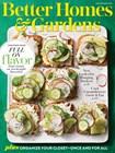 Better Homes & Gardens Magazine | 5/1/2019 Cover