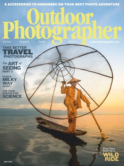 Outdoor Photographer Cover - 5/1/2019