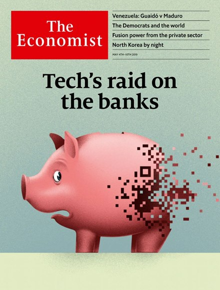 The Economist Cover - 5/4/2019