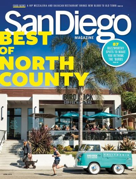 San Diego Cover - 4/1/2019
