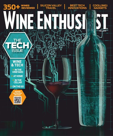 Wine Enthusiast Cover - 5/1/2019