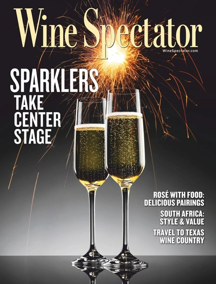 Wine Spectator Cover - 6/15/2019