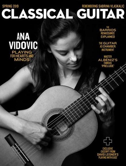 Classical Guitar Cover - 3/1/2019
