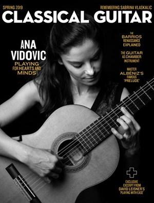 Classical Guitar | 3/2019 Cover