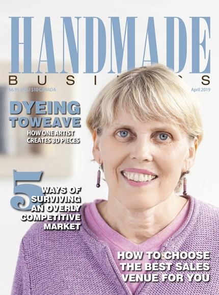 Handmade Business Cover - 4/1/2019