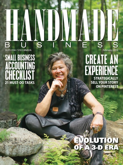 Handmade Business Cover - 2/1/2019
