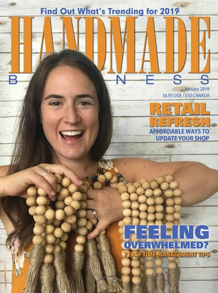Handmade Business Cover - 1/1/2019