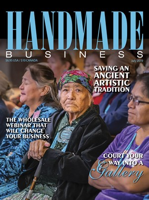 Handmade Business Magazine | 7/2019 Cover