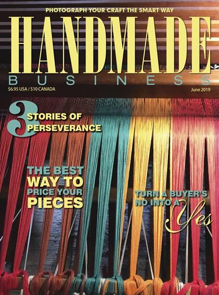 Handmade Business Cover - 6/1/2019
