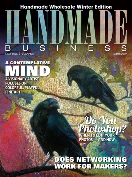 Handmade Business Cover - 3/1/2019