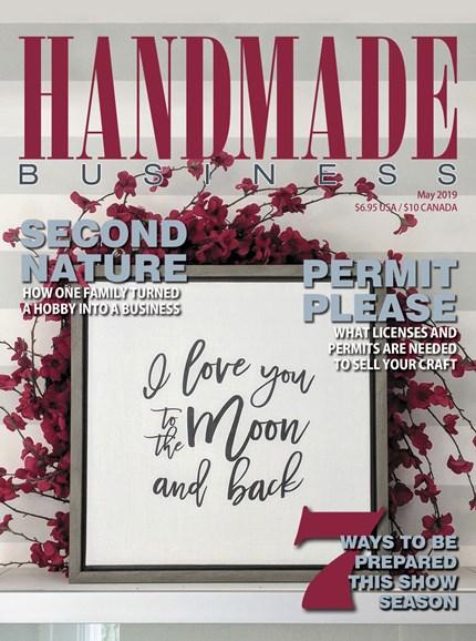 Handmade Business Cover - 5/1/2019