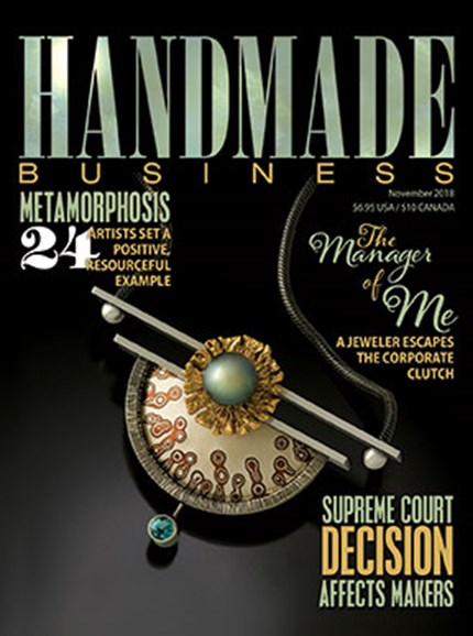 Handmade Business Cover - 11/1/2018
