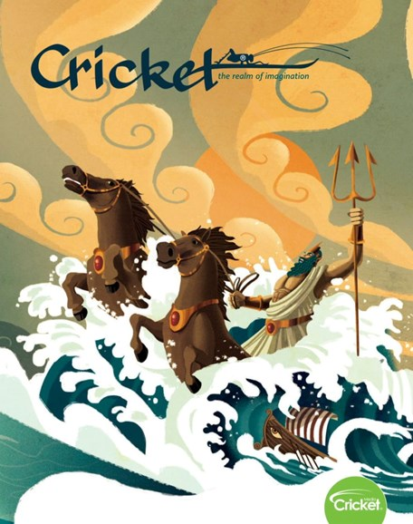 Cricket Cover - 4/1/2019