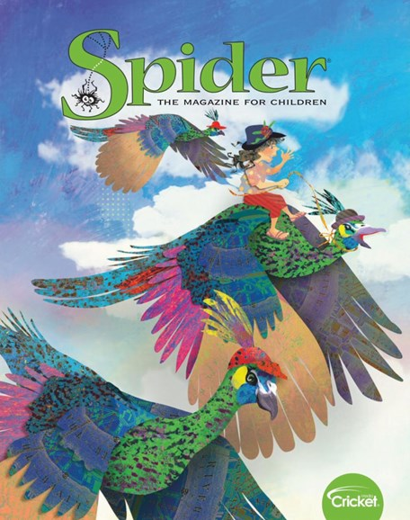 Spider Cover - 4/1/2019