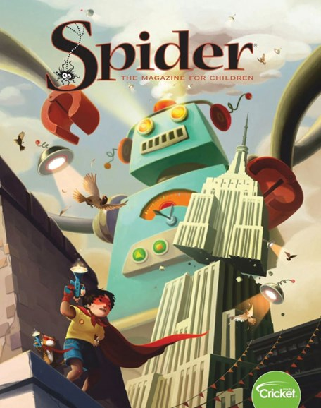 Spider Cover - 2/1/2019
