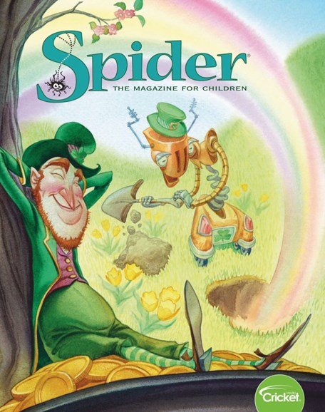 Spider Cover - 3/1/2019