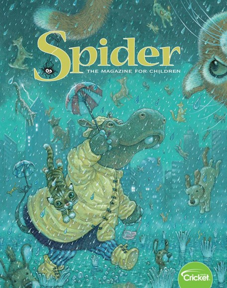 Spider Cover - 5/1/2019