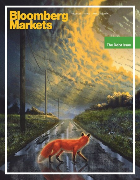Bloomberg Markets Cover - 4/1/2019