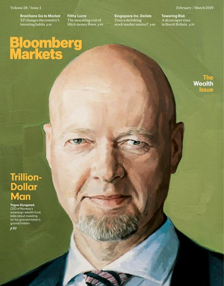 Bloomberg Markets Cover - 2/1/2019