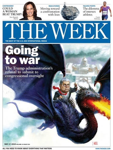 The Week Cover - 5/17/2019