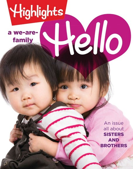 Highlights Hello Cover - 6/1/2019