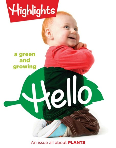 Highlights Hello Cover - 5/1/2019