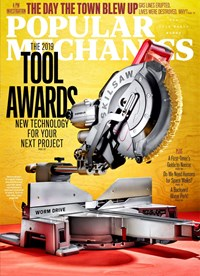 Popular Mechanics Magazine | 6/2019 Cover