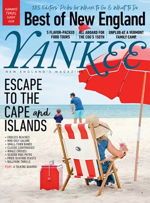 Yankee Magazine | 5/2019 Cover