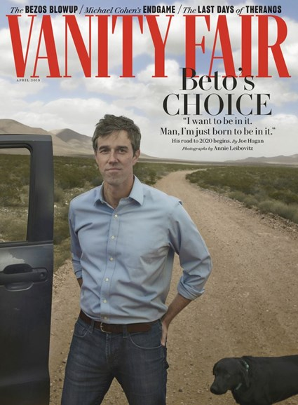 Vanity Fair Cover - 4/1/2019