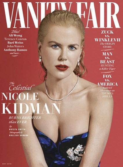Vanity Fair Cover - 5/1/2019